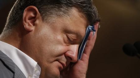Рівень довіри до Порошенка за 5 років на Житомирщині впав майже вчетверо