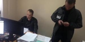 СБУ викрила на хабарі у 80 000 тисяч гривень посадовця Житомирської міської ради