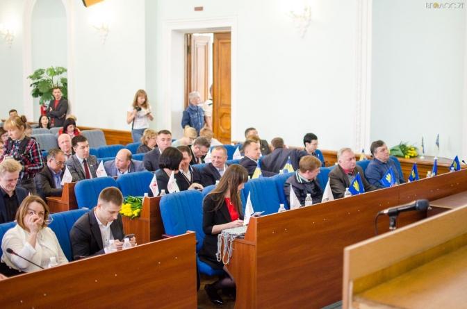 Чергова сесія Житомирської міськради розгляне півсотні питань