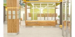 Яскравий дизайн і публічний простір – як зміниться спортивна школа «Авангард» після реконструкції
