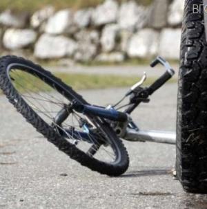 Поліція розшукала житомирянку, яка ввечері збила велосипедиста на вулиці Мазепи