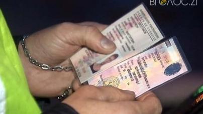 Судитимуть житомирянина, який за 1800 гривень підробляв водійські посвідчення та ID картки