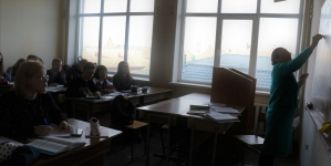 Тимчасове навчання старшокласників гімназії №23 в приміщенні університету виявилося платним