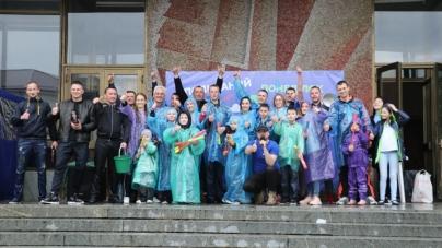 Як у Житомирі відбувався поливаний понеділок (ФОТО)