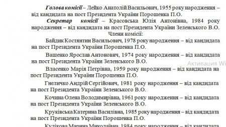 Другий тур виборів: стали відомі прізвища членів ОВК у Житомирі