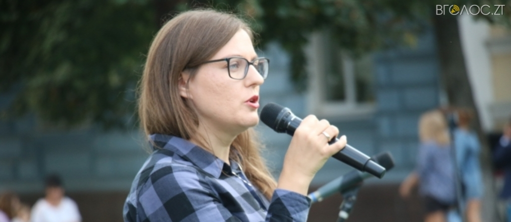 Сухомлин звільнив радницю з питань міської мобільності