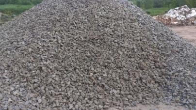 Житомирські комунальники придбають щебінь на майже 900 тисяч