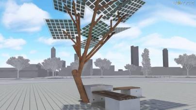 За обладнання для сонячних дерев у житомирському гідропарку заплатять понад чверть мільйона
