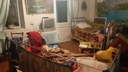 Житель Ємільчинського району забив до смерті стареньку бабусю