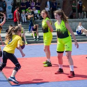 У Житомирі відбувся турнір з баскетболу 3х3