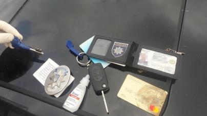 На Житомирщині затримали поліцейського, який торгував наркотиками