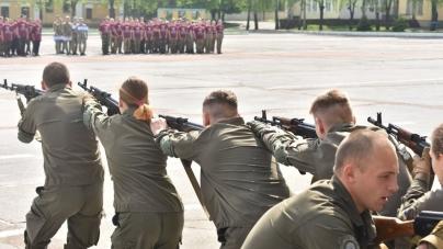 Як у Житомирі стартував всеукраїнський вишкіл «Джура-Десантник»