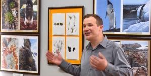 У Житомирі відкрилась виставка «На далеких берегах Антарктиди»