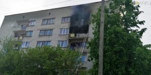 Бердичів: у п'ятиповерхівці під час пожежі евакуювали людей