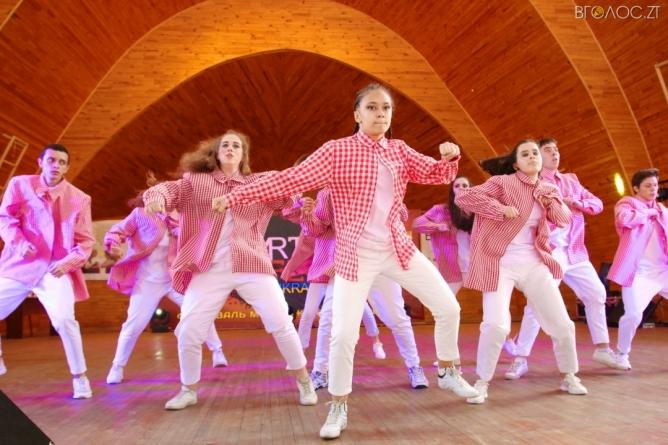 """Молодь відзначила День Європи фестивалем """"Стріт Арт Фест – 2019"""""""