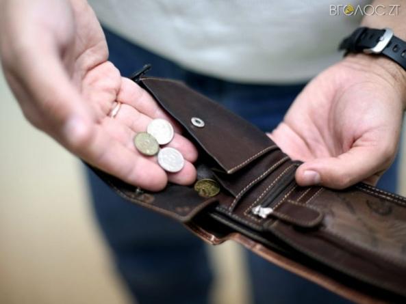 5,6 мільйонів гривень заборгували роботодавці області своїм працівникам