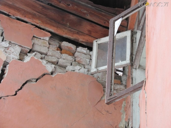 У Бердичеві майже за півмільйона демонтують аварійне приміщення