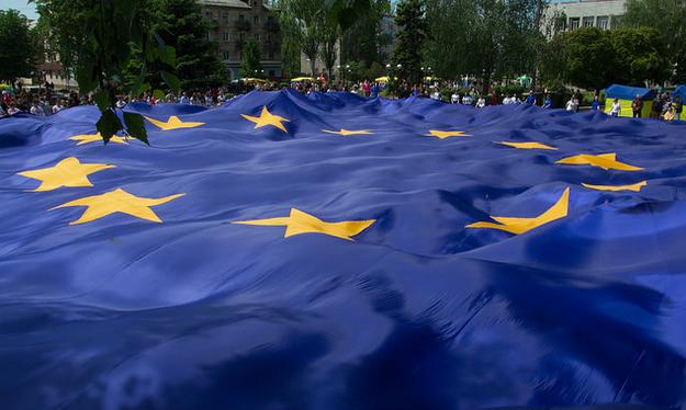Виконком Житомирської міськради не затвердив заходи до Дня Європи