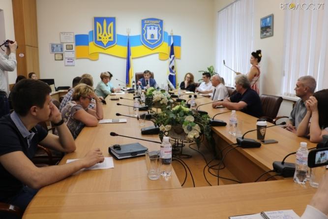 Виконком Житомирської міськради просить правоохоронців дати оцінку діям активістів
