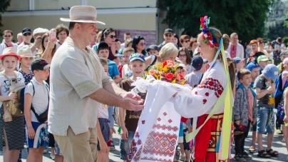 У Житомир завітали учасники Міжнародного мистецького пленеру