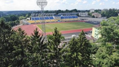 """В ОДА показали, як виглядає ядро стадіону """"Полісся"""" після реконструкції"""