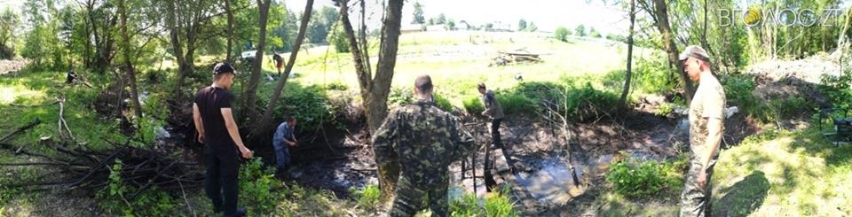 На дні річки знайшли кістки, ймовірно, убитої Даринки Макарчук
