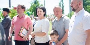 За сприяння депутатів Кропивницьких у Житомирі відбулося свято для дітей