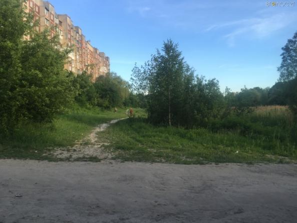 Житомирська міськрада заплатила майже 22 тис. грн за проект парку на Крошні