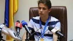 Президент нагородив 18-річного футболіста з Житомира орденом «За заслуги»