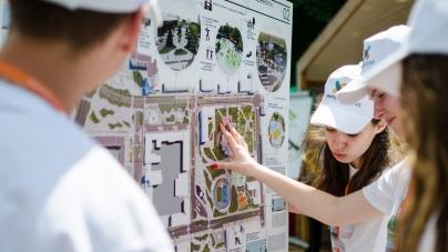 У Житомирі стартував фестиваль «Майстерня міста» (ФОТО)
