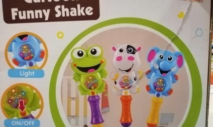 Підприємця, який торгував іграшками зі свинцем, оштрафували і зобов'язали знищити їх