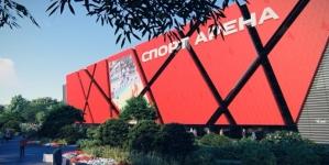 У мережі оприлюднили відеопроект майбутнього Палацу спорту, який зведуть у житомирському парку