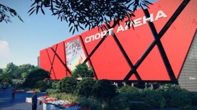 Будівництво Палацу спорту у Житомирі обійдеться у майже 300 мільйонів