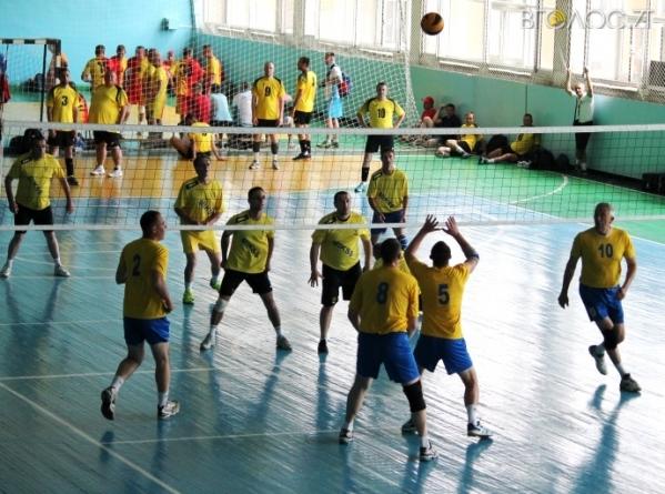 Депутати Житомирщини вийшли у фінал змагань із волейболу