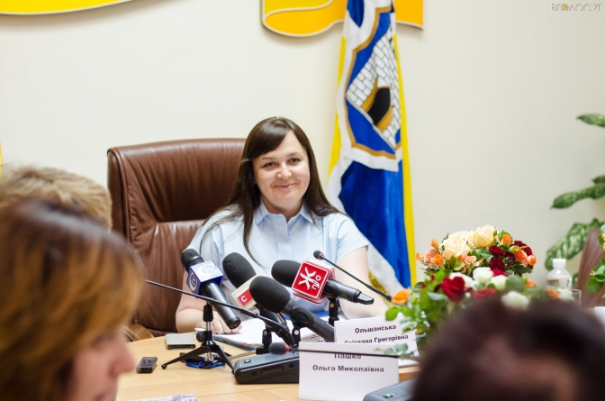 Заступниця Сухомлина Ольшанська протягом року отримала понад півмільйона зарплати