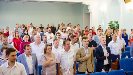 Сесія Житомирської міської ради у фотографіях