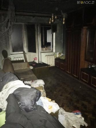 За добу на Житомирщині в пожежах загинули двоє чоловіків