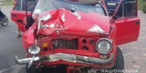 Поліцейські встановлюють особу жінки, яка загинула під час ДТП у Малині (ОНОВЛЕНО)