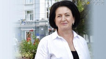 Любов Цимбалюк: З собою до парламенту беру знання та досвід