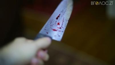 У Житомирі пенсіонер вбив дружину, написав записку та намагався зарізатися