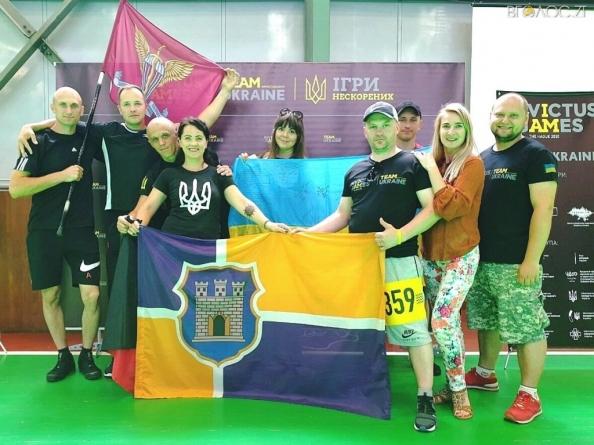 10 житомирських бійців взяли участь у тестуваннях на Ігри Нескорених