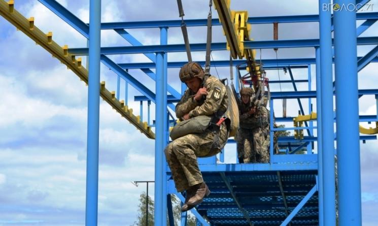 Як на Житомирщині готують майбутніх офіцерів запасу (ФОТО)