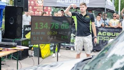ЕММА УКРАЇНА 2019: до Житомира приїхали найгучніші автомобілі