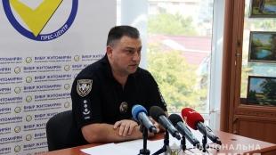 Вибори: поліцейські на Житомирщині зафіксували 25 повідомлень про можливі порушення
