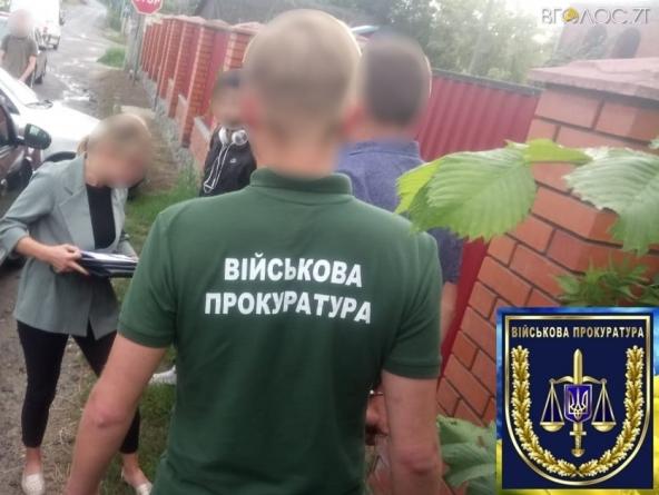 З хабарем затримали чиновника Любарської селищної ради