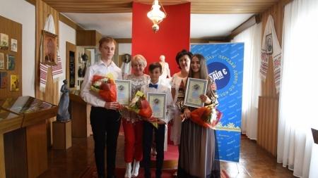 У Новограді-Волинському нагородили лауреатів дитячо-юнацької премії імені Олени Пчілки