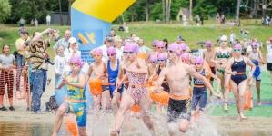 Як Житомирі відбувався Міжнародний турнір з плавання «TETERIV OPEN»