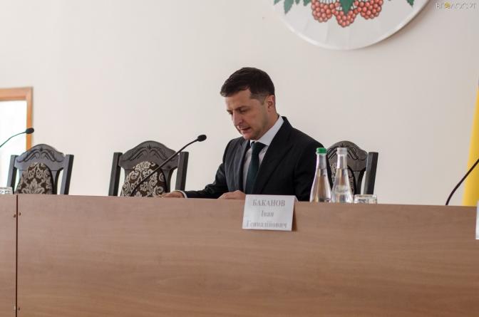 Президент звільнив одразу 17 голів райдержадміністрацій на Житомирщині