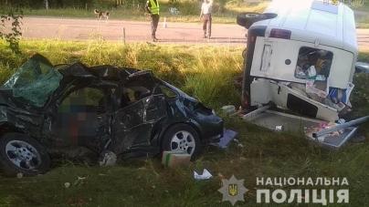 На Овруччині під час ДТП загинули двоє людей. Ще троє травмовані