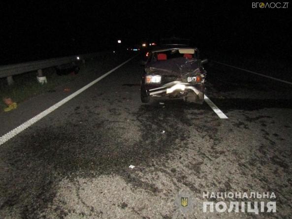 Фатальна ДТП у Коростишівському районі: три жінки у лікарні, а одна померла